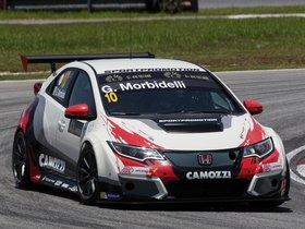 Fotos de Honda Civic TCR 2015