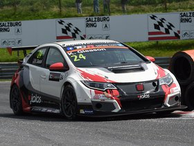 Ver foto 9 de Honda Civic TCR 2015