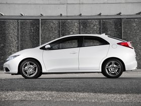 Ver foto 5 de Honda Civic Ti UK 2012