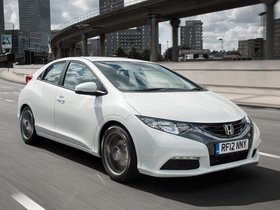 Ver foto 3 de Honda Civic Ti UK 2012
