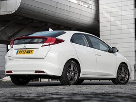 Ver foto 2 de Honda Civic Ti UK 2012