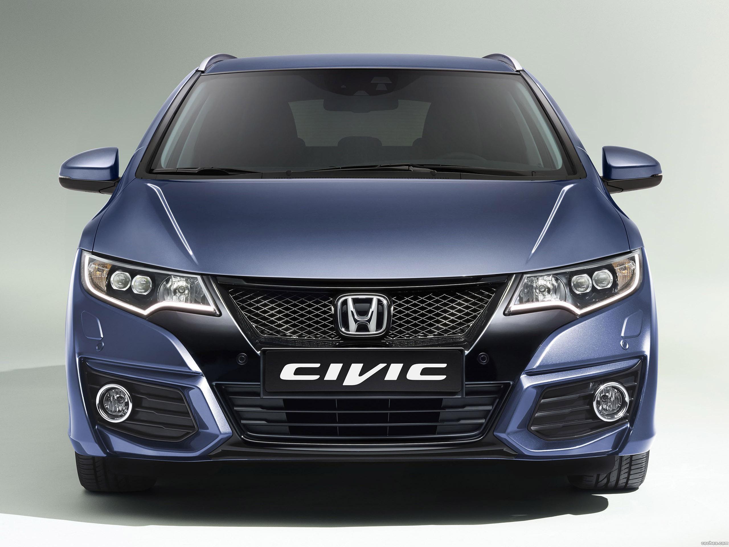 Foto 1 de Honda Civic Tourer 2015