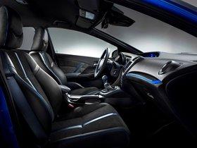 Ver foto 5 de Honda Civic Tourer Active Life Concept 2015