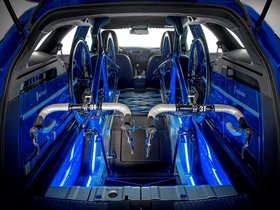 Ver foto 4 de Honda Civic Tourer Active Life Concept 2015