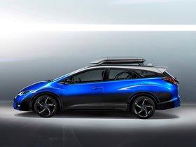 Ver foto 1 de Honda Civic Tourer Active Life Concept 2015