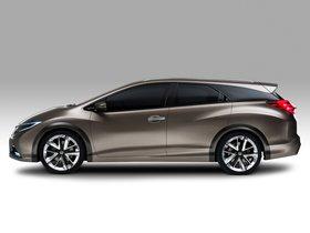 Ver foto 4 de Honda Civic Tourer Concept 2013