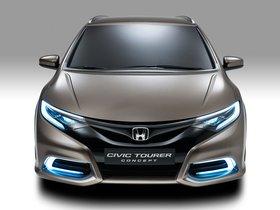 Ver foto 1 de Honda Civic Tourer Concept 2013
