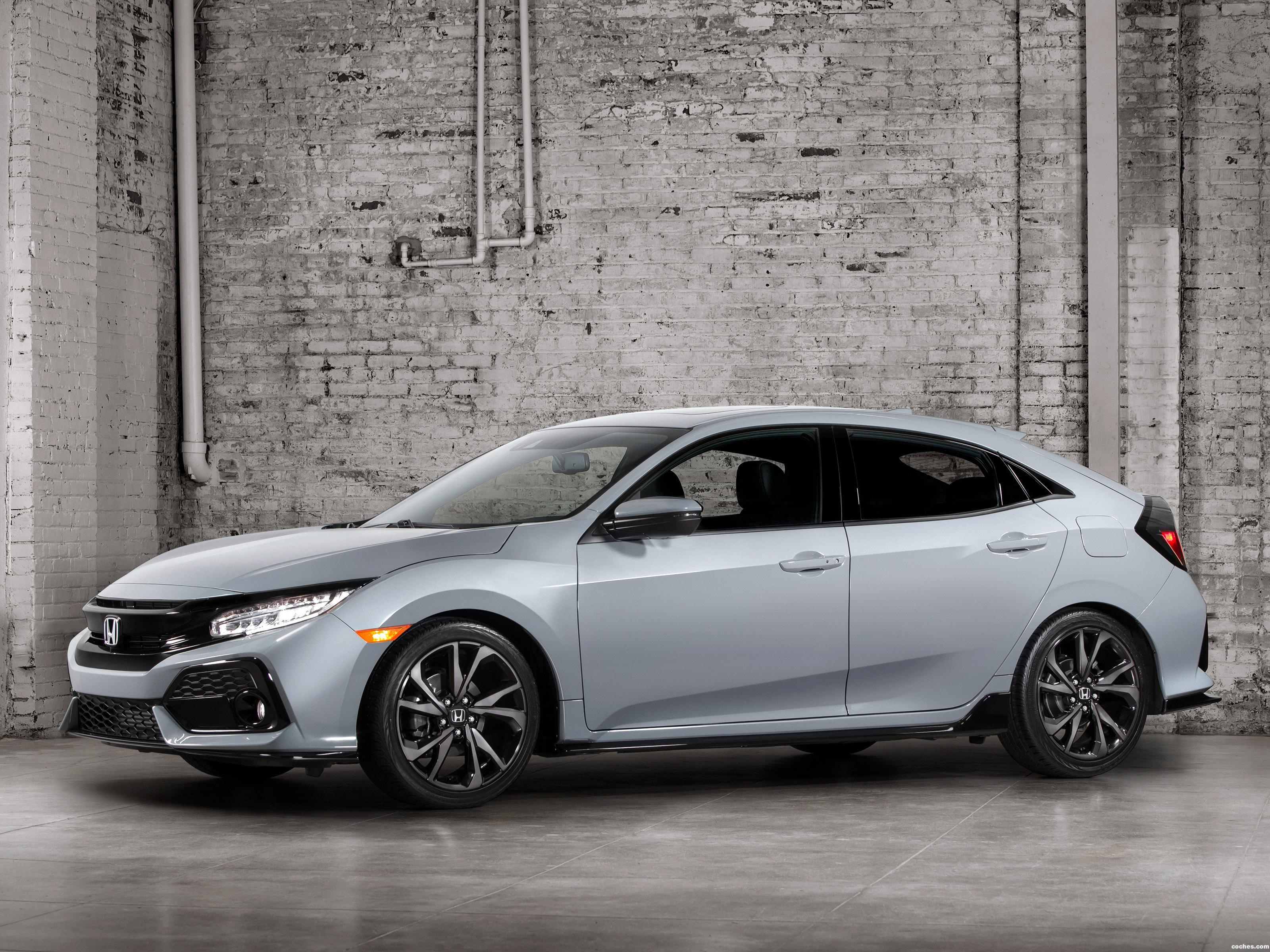 Foto 0 de Honda Civic USA 2016