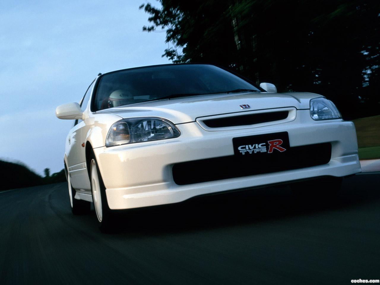 Foto 0 de Honda Civic Type-R 1997