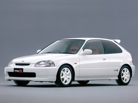 Ver foto 3 de Honda Civic Type-R 1997