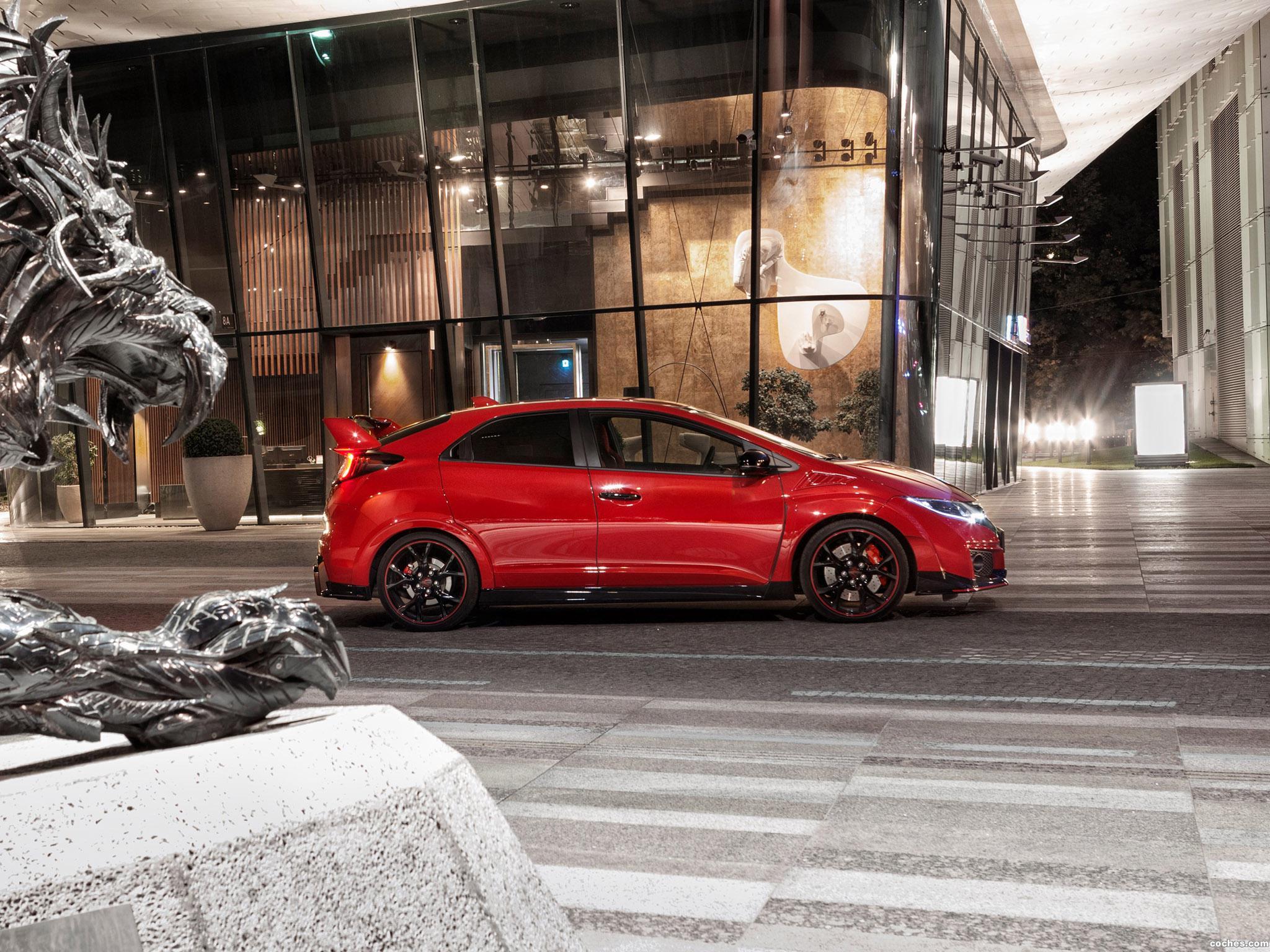Foto 10 de Honda Civic Type-R 2015
