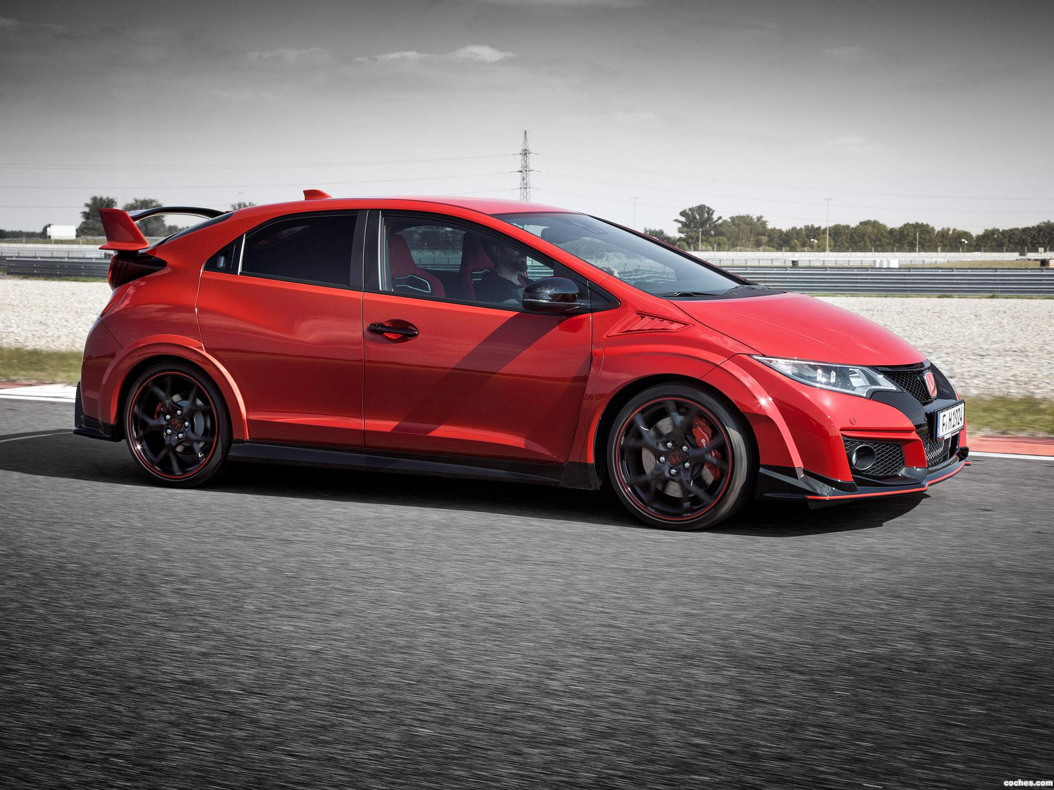 Foto 4 de Honda Civic Type-R 2015