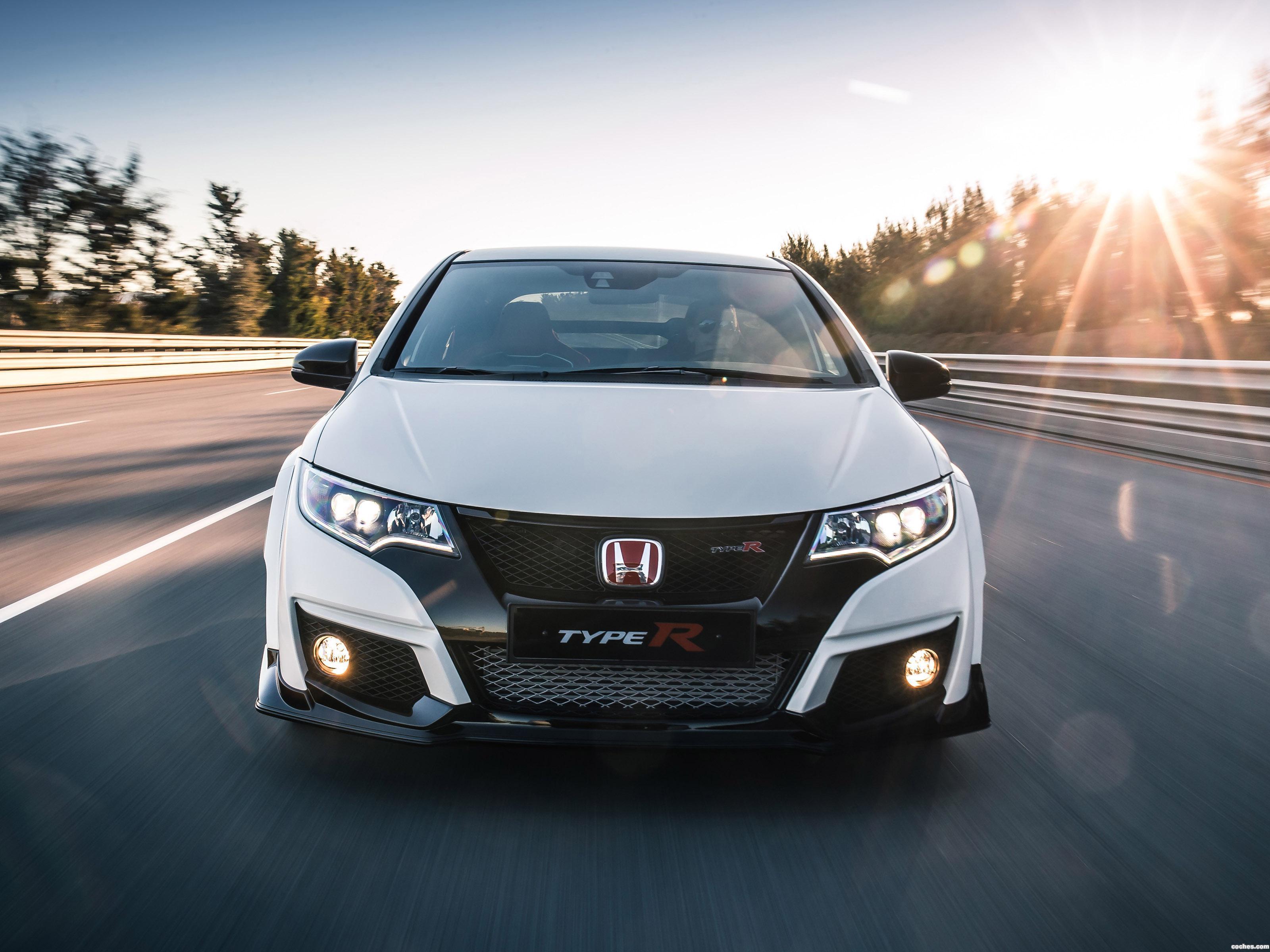 Foto 0 de Honda Civic Type-R 2015