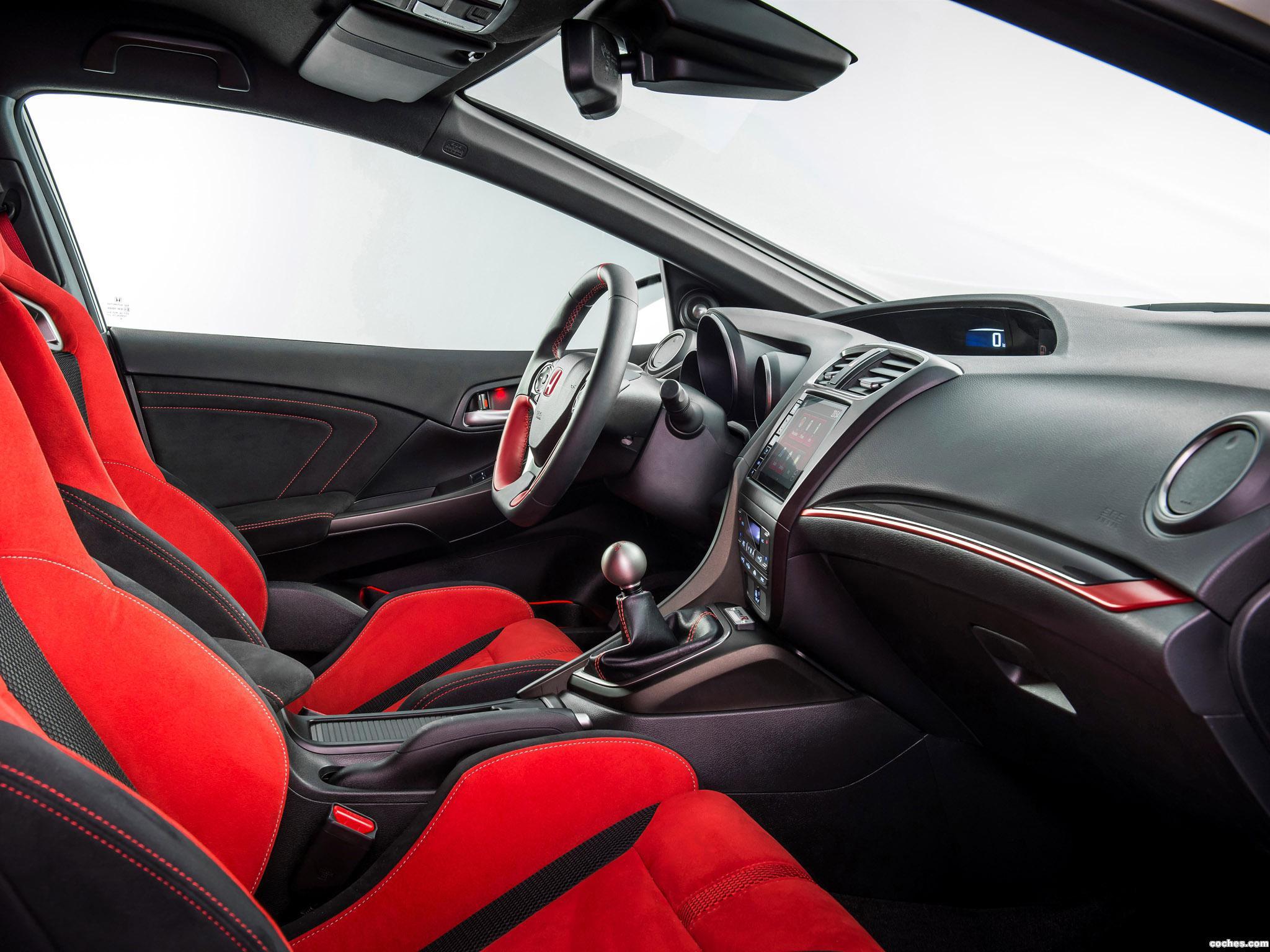 honda civic type r 2015 precios de coches pruebas de. Black Bedroom Furniture Sets. Home Design Ideas
