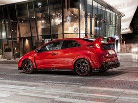 Ver foto 10 de Honda Civic Type-R 2015
