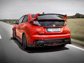 Ver foto 8 de Honda Civic Type-R 2015