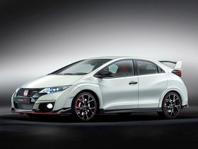 Ver foto 4 de Honda Civic Type-R 2015