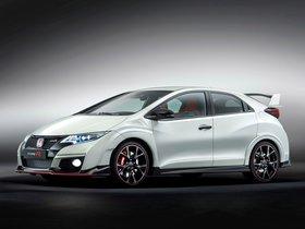 Ver foto 4 de Honda Civic Type-R 2015
