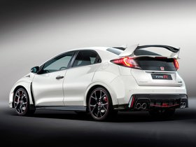 Ver foto 3 de Honda Civic Type-R 2015