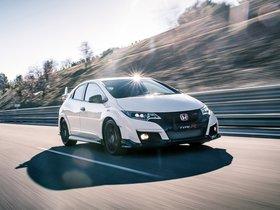 Ver foto 2 de Honda Civic Type-R 2015