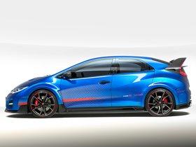 Ver foto 3 de Honda Civic Type-R Concept II 2014