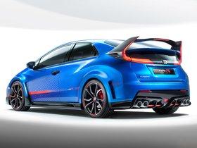 Ver foto 2 de Honda Civic Type-R Concept II 2014