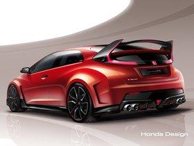 Fotos de Honda Civic Type R Concept 2014