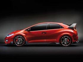 Ver foto 5 de Honda Civic Type R Concept 2014