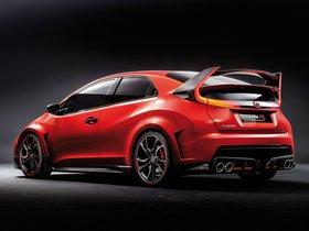 Ver foto 4 de Honda Civic Type R Concept 2014