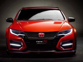 Ver foto 2 de Honda Civic Type R Concept 2014