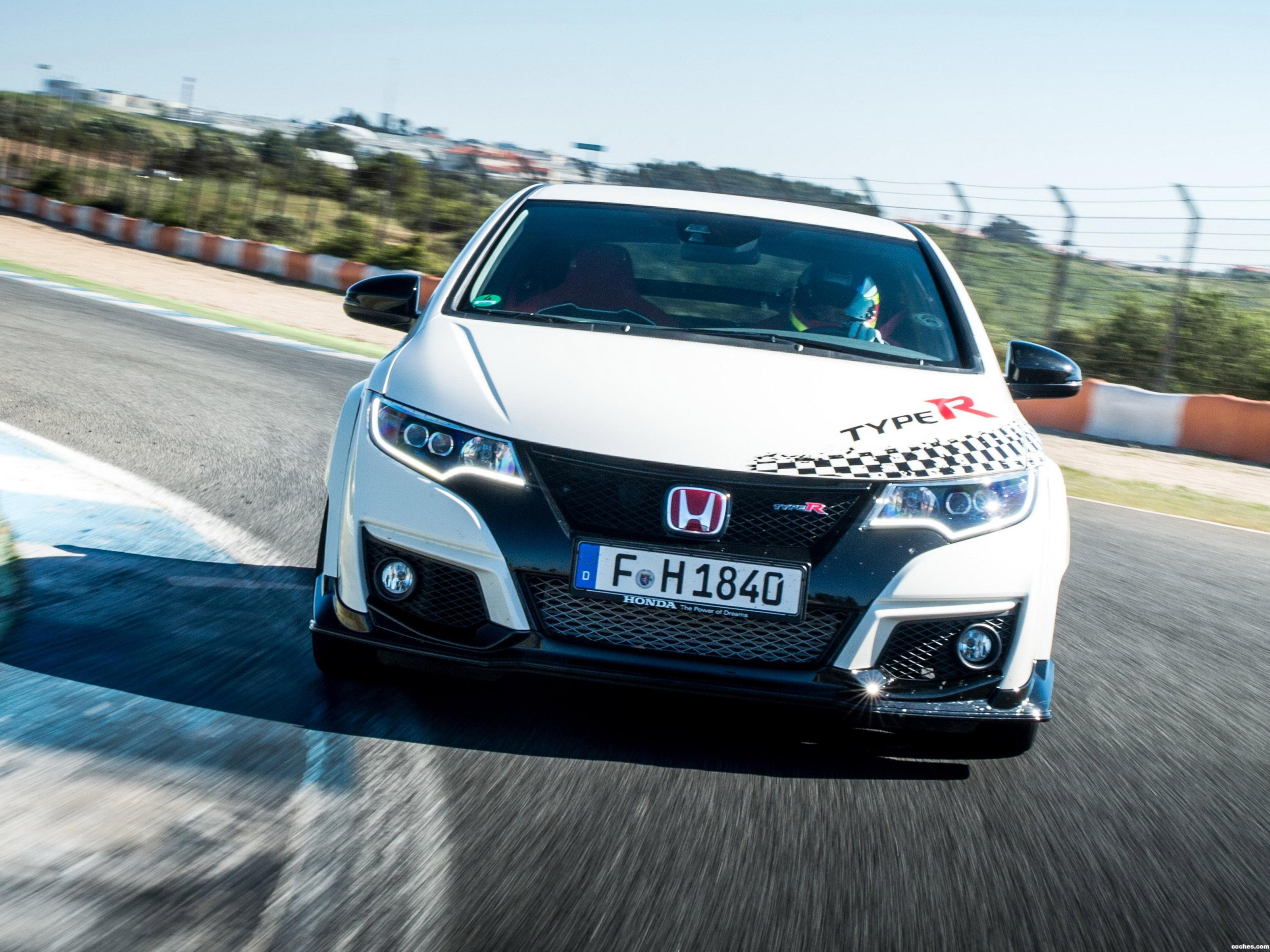 Foto 10 de Honda Civic Type-R European Race Circuits Challenge 2016