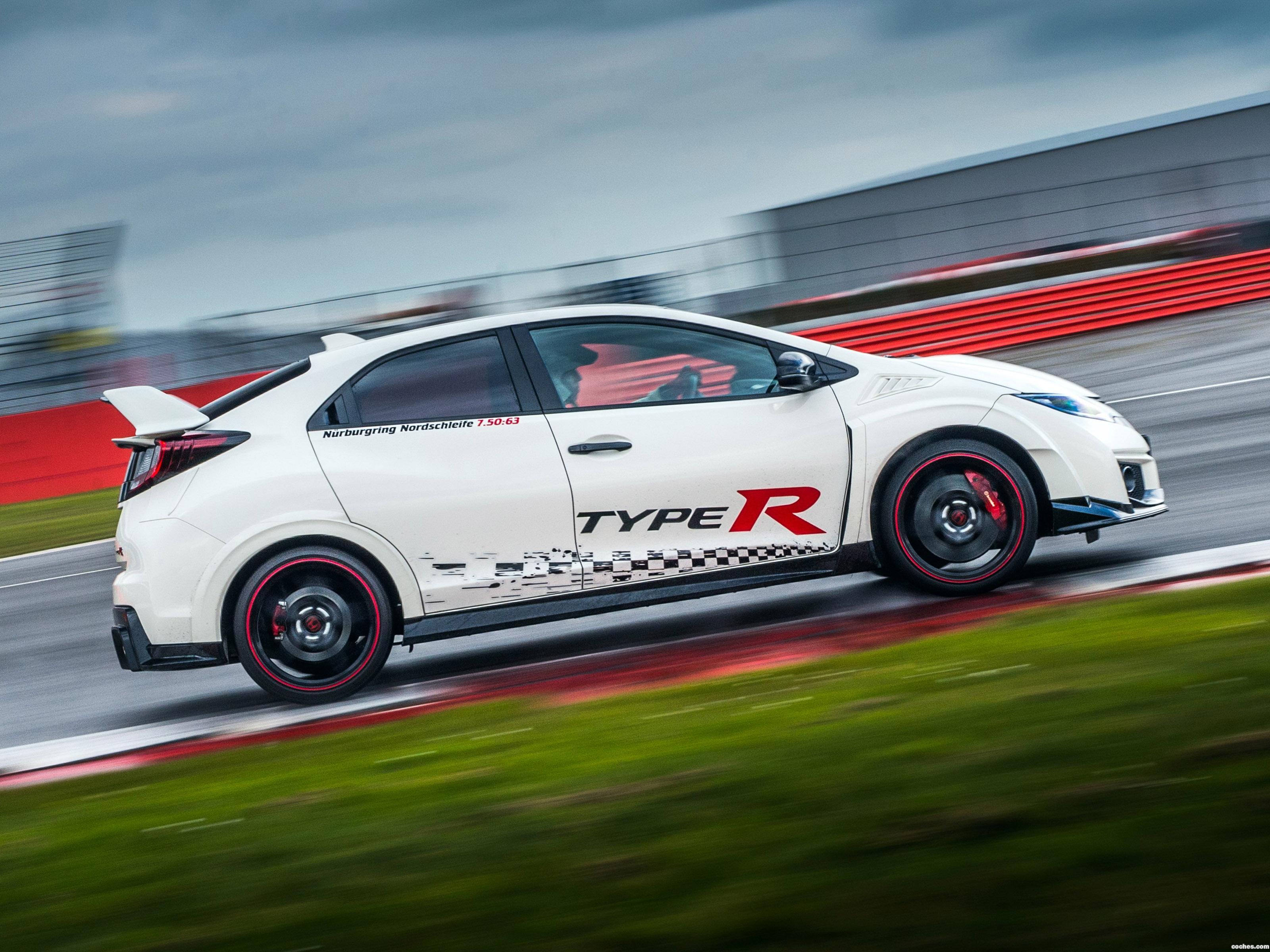 Foto 8 de Honda Civic Type-R European Race Circuits Challenge 2016