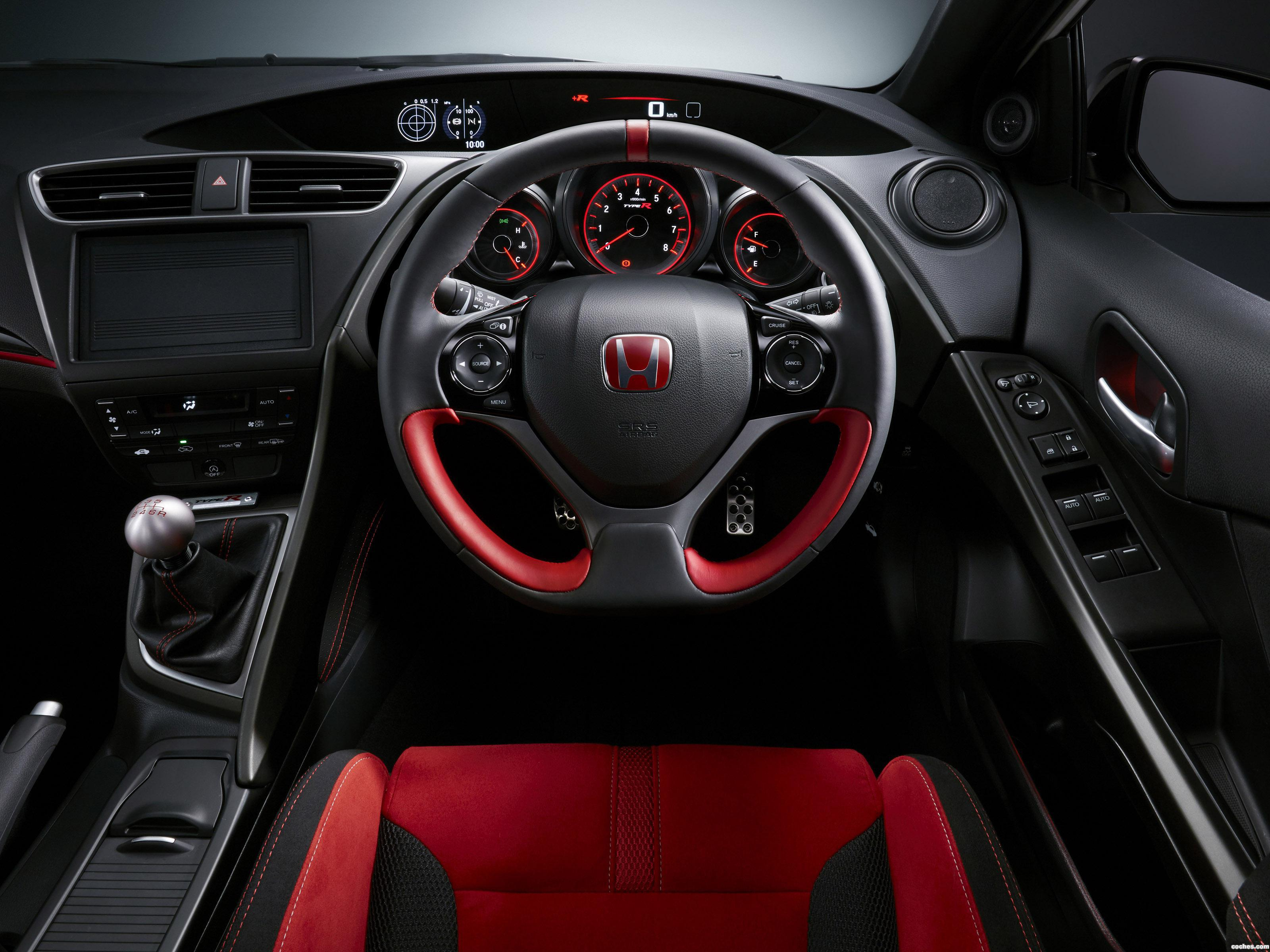 Foto 23 de Honda Civic Type R Japan 2015