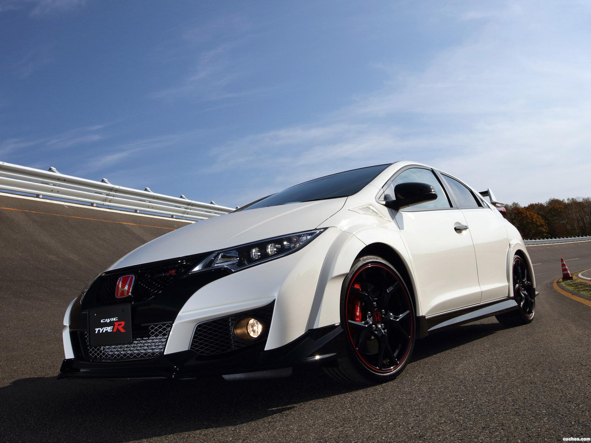 Foto 9 de Honda Civic Type R Japan 2015
