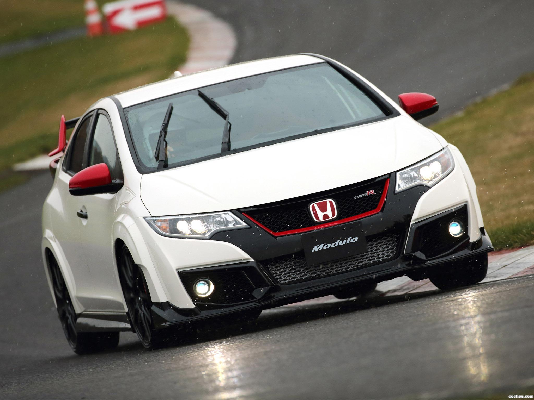 Foto 8 de Honda Civic Type R Japan 2015