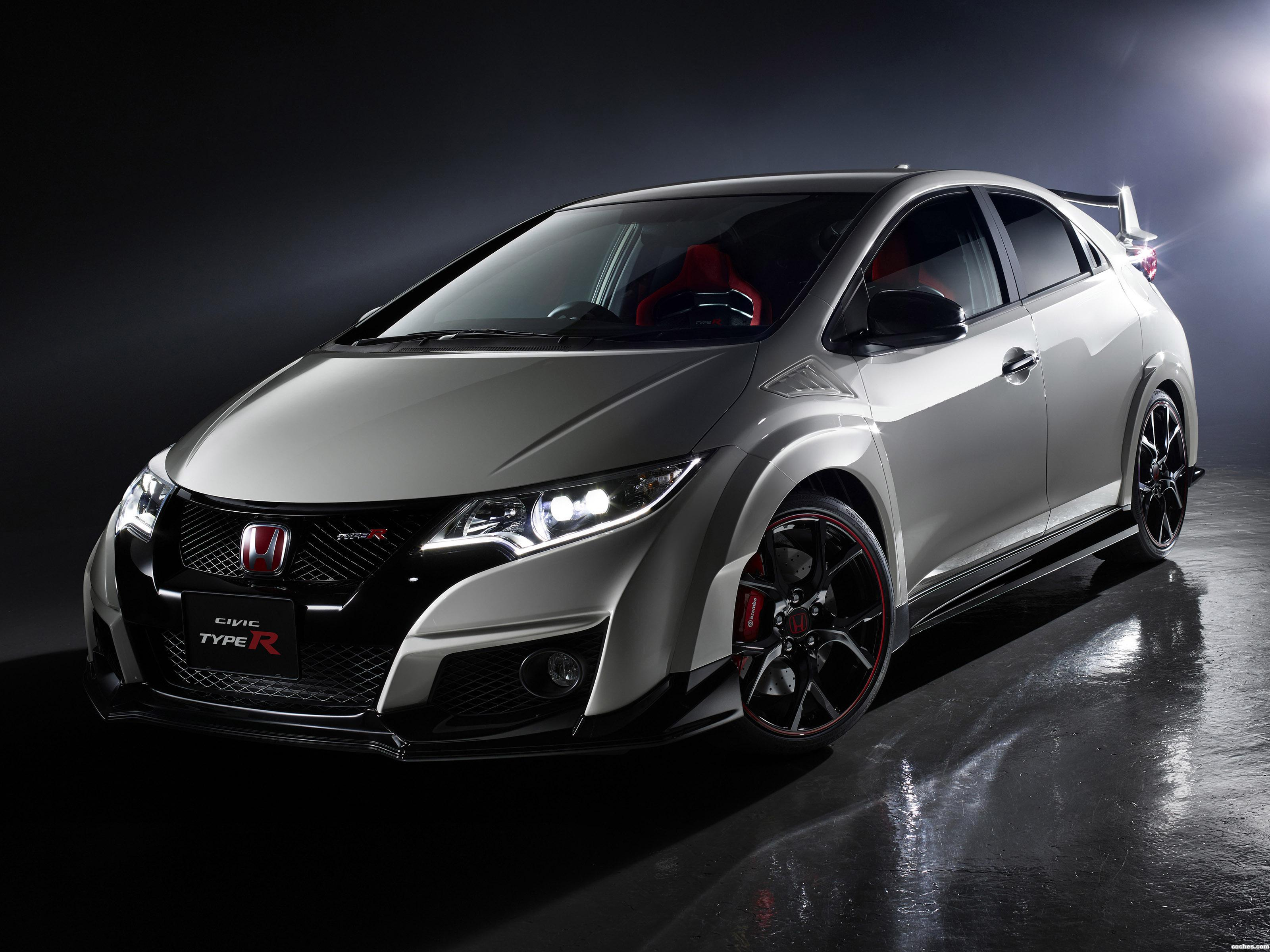 Foto 0 de Honda Civic Type R Japan 2015