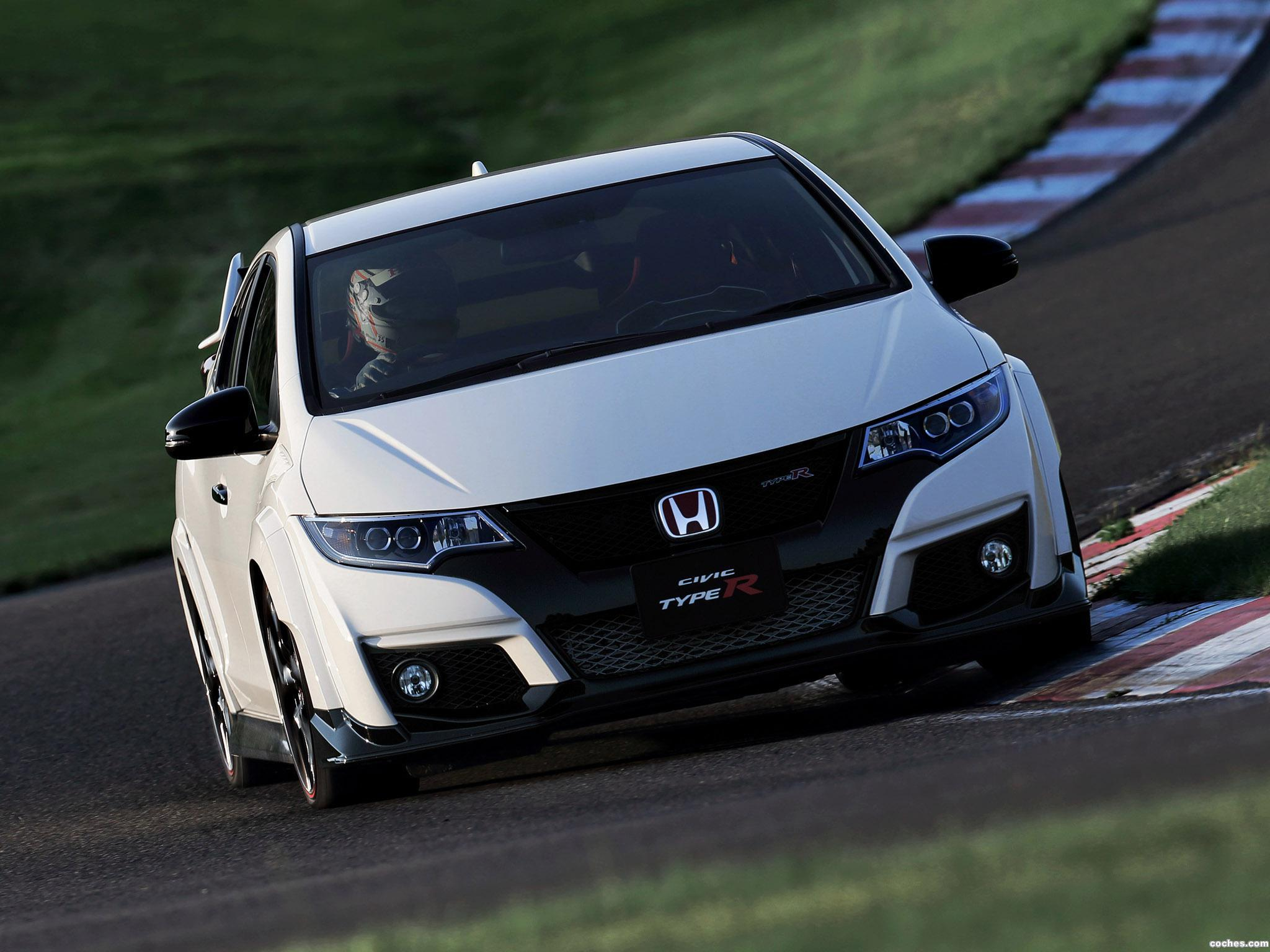Foto 17 de Honda Civic Type R Japan 2015