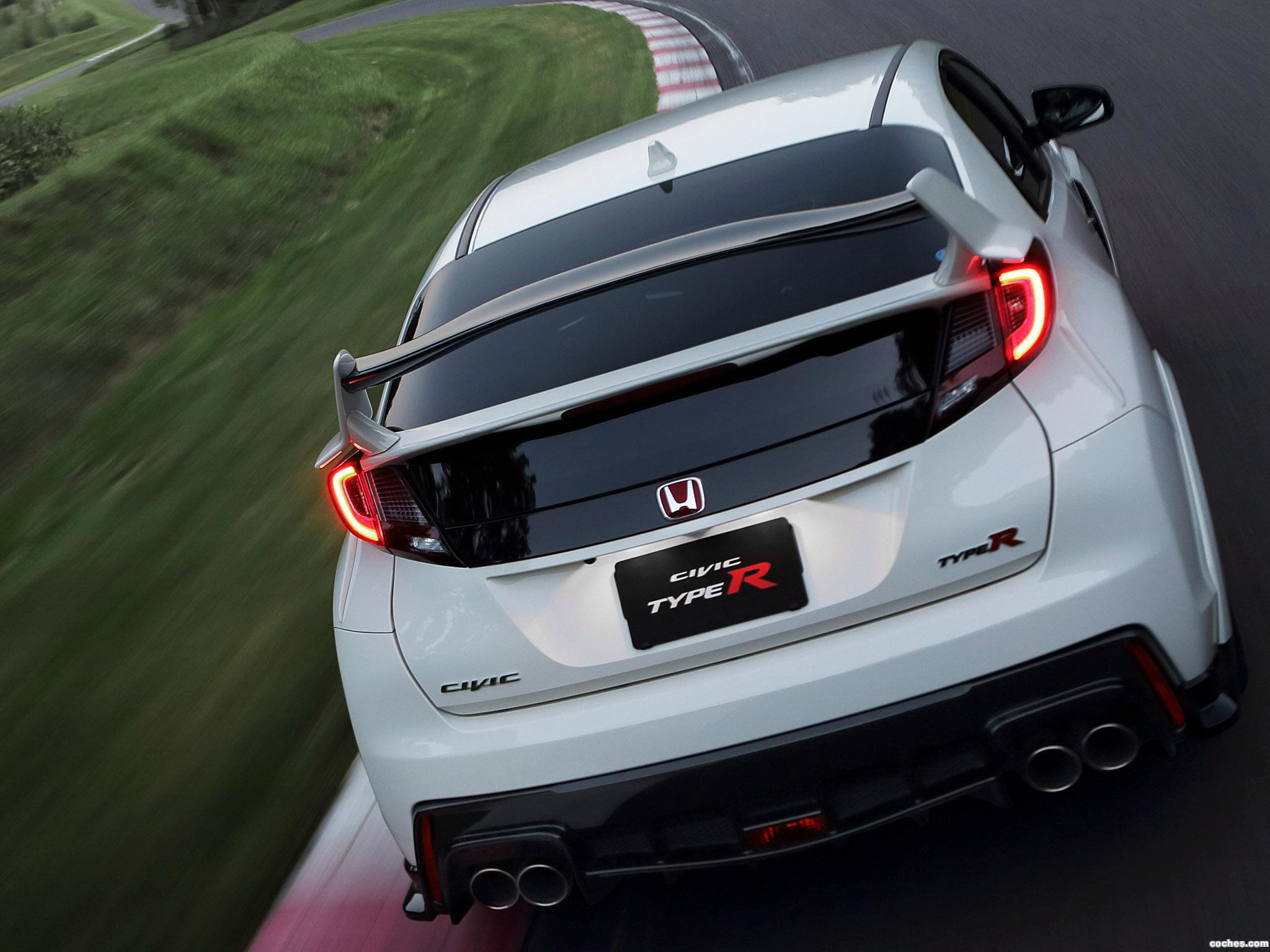 Foto 15 de Honda Civic Type R Japan 2015