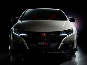 Ver foto 6 de Honda Civic Type R Japan 2015