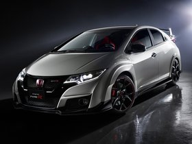 Ver foto 1 de Honda Civic Type R Japan 2015