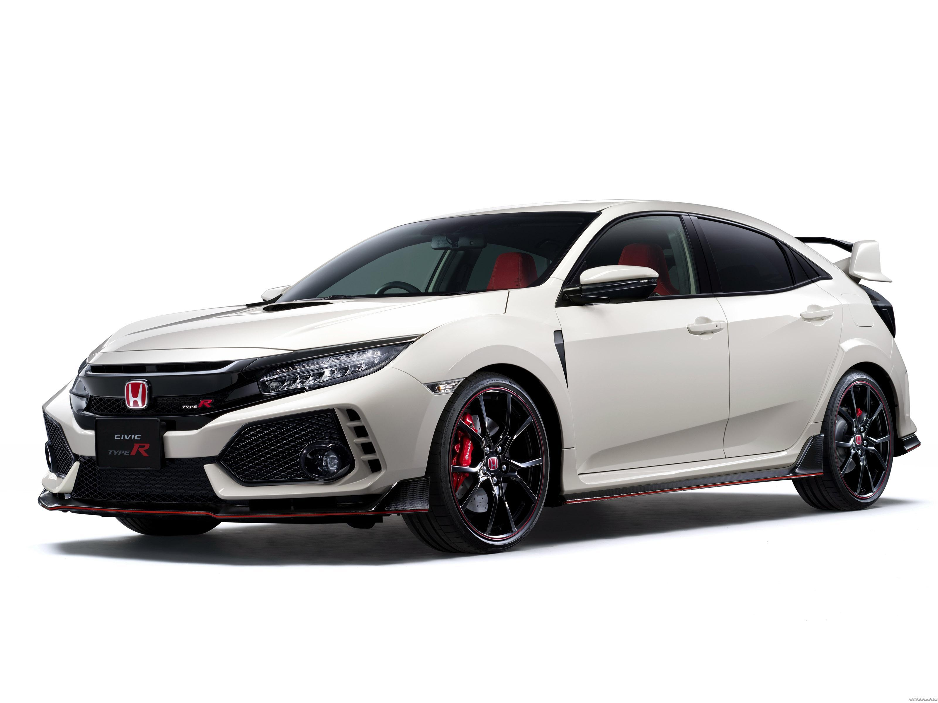 Foto 0 de Honda Civic Type-R Japan 2017