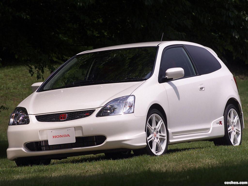 Foto 0 de Honda Civic Type-R Prototype 2001