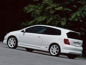 Ver foto 4 de Honda Civic Type-R Prototype 2001