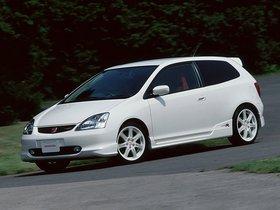 Ver foto 3 de Honda Civic Type-R Prototype 2001