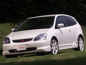 Fotos de Honda Civic Type-R Prototype 2001