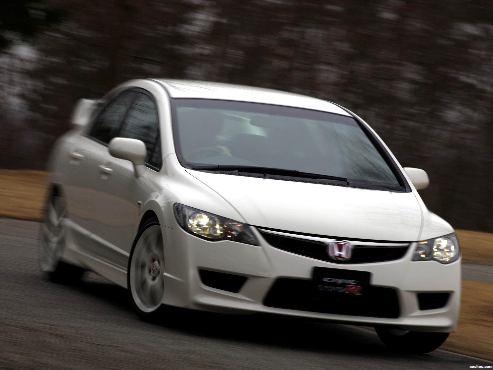 Foto 0 de Honda Civic Type-R Sedan 2007