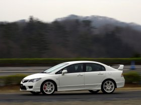 Ver foto 10 de Honda Civic Type-R Sedan 2007