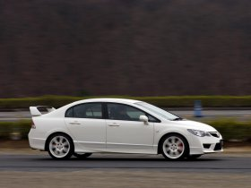 Ver foto 8 de Honda Civic Type-R Sedan 2007