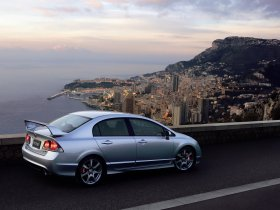 Ver foto 5 de Honda Civic Type-R Sedan 2007