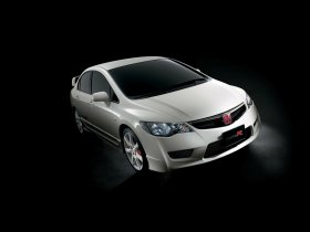 Ver foto 3 de Honda Civic Type-R Sedan 2007